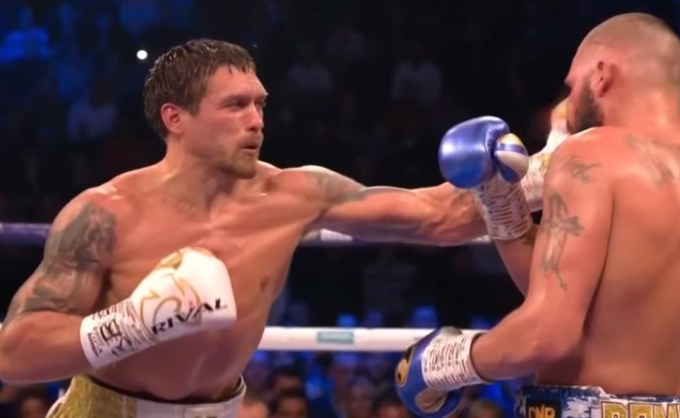 Olexandr Usyka neverovatnim nokautom pobedio Tonyja Bellewa (VIDEO)