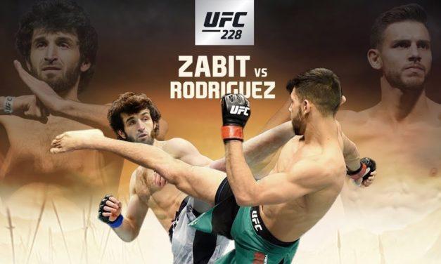 YAIR RODRIGUEZ: Spreman sam da se borim sa MAGOMEDSHARIPOVOM u kavezu ili u hodniku, nema problema (VIDEO)