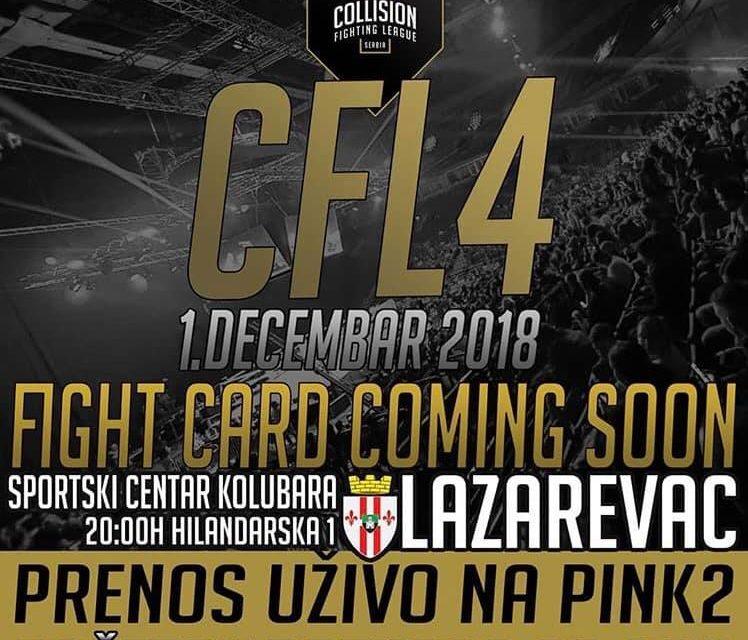 Sutra spektakl u Lazarevcu – CFL 4 (VIDEO)