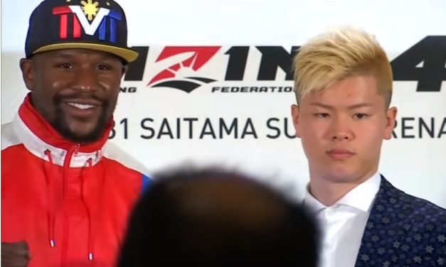 Nasukawa: Spremam se da nokautiram Mayweathera. Apsolutno ću ga nokautirati (VIDEO)