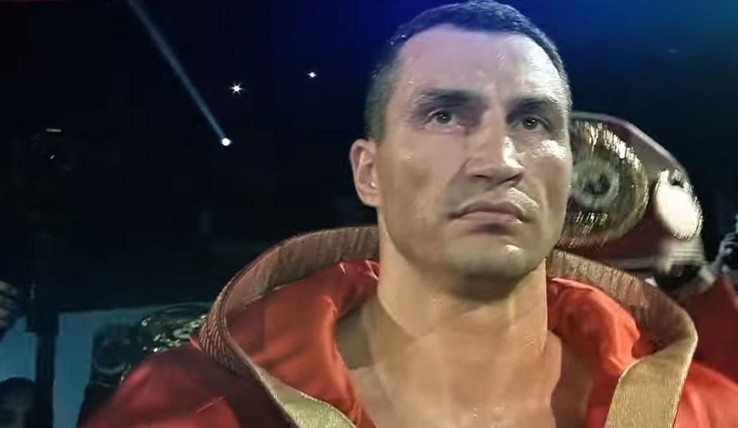 Wladimir Klitschko o mogućem povratku u ring: Ako budem fit sa 45 ili 46 godina, to bi bio dobar trenutak da se vratim! (VIDEO)