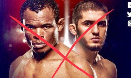 UFC otkazao borbu Rusa Mahacheva i Brazilca Trinaldoa (FOTO)