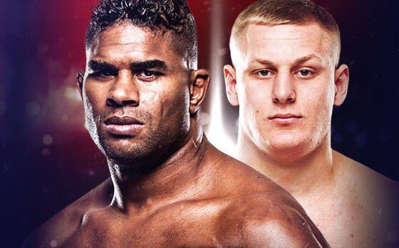 UFC Fight Night 141: Alistair Overeem protiv Sergeya Pavlovicha (FOTO+VIDEO)