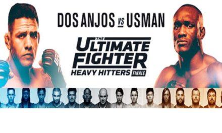 Dos Anjos i Usman spremni za borbu na finalu The Ultimate Fightera 28 (VIDEO)
