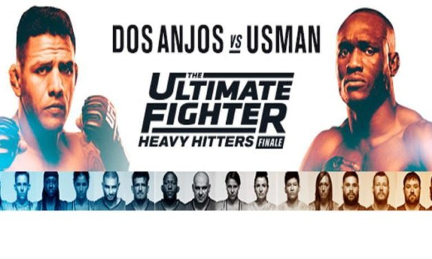 Dos Anjos i Usman spremni za borbu na finalu The Ultimate Fightera 28 (VIDEO)