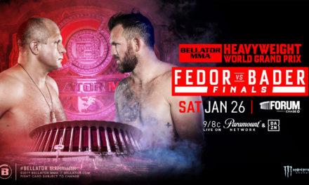 Fedor Emelianenko počeo pripreme za borbu sa Ryan Baderom (VIDEO)
