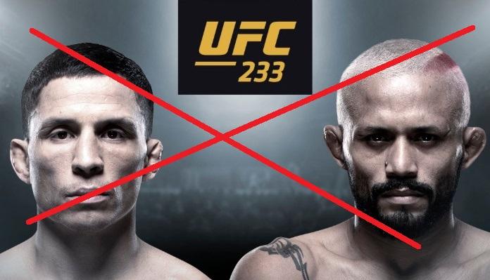 Otkazan turnir UFC 233 (VIDEO)