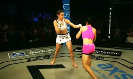 UFC privukao Kraljicu Kolumbije (VIDEO)