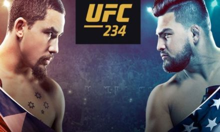 Objavljen plakat za UFC 234 i najava glavnih borbi (FOTO)