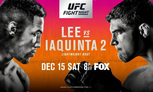 UFC na FOX 31: Put ka oktagonu (VIDEO)