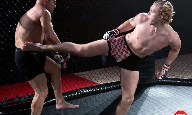 Mlada švedska nada hrvatskih korijena uoči meča s Aleksanderom Gustafssonom: Plan je osvojiti dva UFC pojasa, obraniti ih i umiroviti se dok sam još lijep!